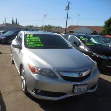 2013 Acura ILX for sale at Luxor Motors Inc in Pacoima CA