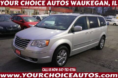 2010 Chrysler Town and Country for sale at Your Choice Autos - Waukegan in Waukegan IL