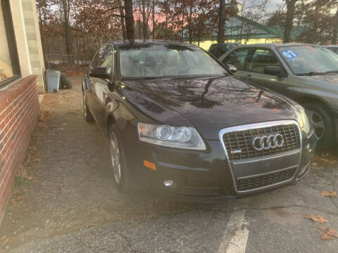 2008 Audi A6 for sale at Official Auto Sales in Plaistow NH