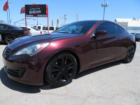 2011 Hyundai Genesis Coupe for sale at Moving Rides in El Paso TX