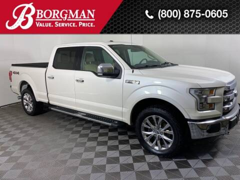 2016 Ford F-150 for sale at BORGMAN OF HOLLAND LLC in Holland MI