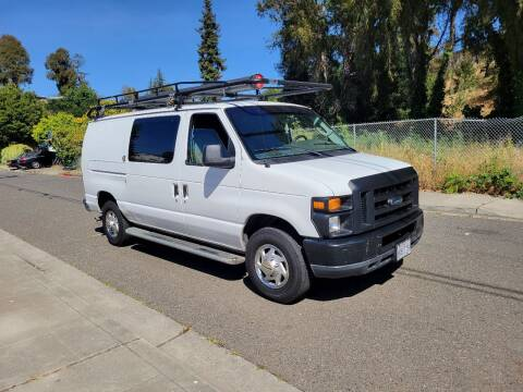2008 Ford E-Series Cargo for sale at Gateway Motors in Hayward CA
