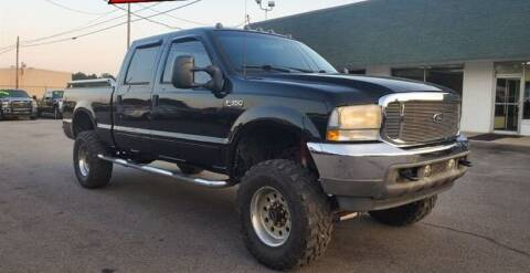 2002 Ford F-350 Super Duty for sale at Bricktown Motors in Brick NJ