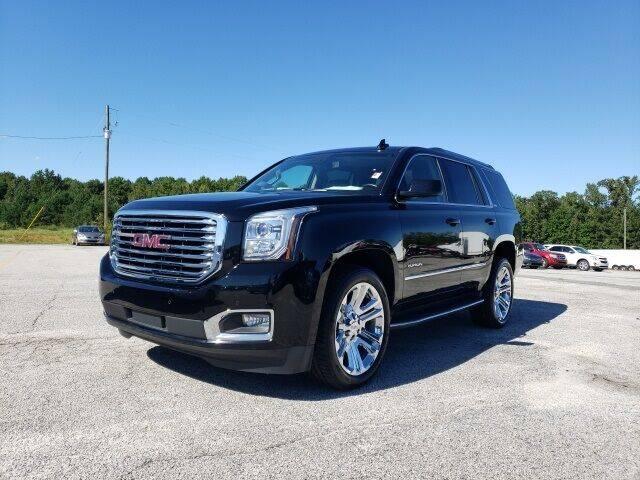 2017 GMC Yukon for sale at Hardy Auto Resales in Dallas GA