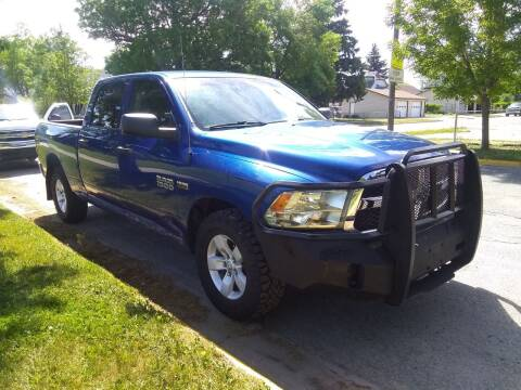 2014 RAM Ram Pickup 1500 for sale at Kevs Auto Sales in Helena MT