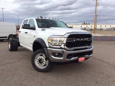 2020 RAM Ram Chassis 5500 for sale at Rocky Mountain Commercial Trucks in Casper WY