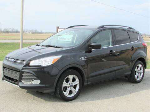 2013 Ford Escape for sale at 42 Automotive in Delaware OH