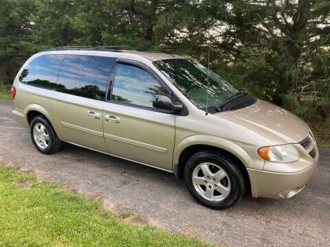 2007 Dodge Grand Caravan for sale at Kansas Car Finder in Valley Falls KS