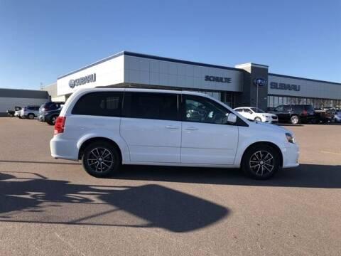 2016 Dodge Grand Caravan for sale at Schulte Subaru in Sioux Falls SD