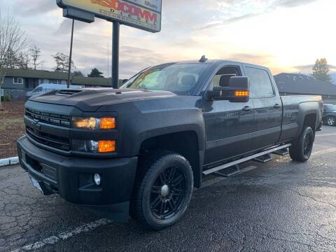 2018 Chevrolet Silverado 3500HD for sale at South Commercial Auto Sales in Salem OR