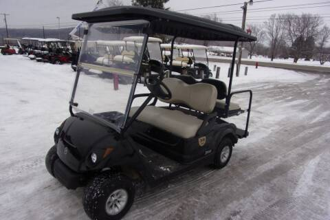 2014 Yamaha Drive Gas EFI 4 Passenger for sale at Area 31 Golf Carts - Gas 4 Passenger in Acme PA