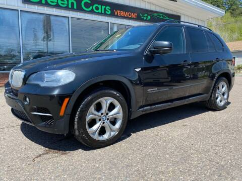 2011 BMW X5 for sale at Green Cars Vermont in Montpelier VT