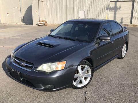 2007 Subaru Legacy for sale at Finish Line Motors in Tulsa OK