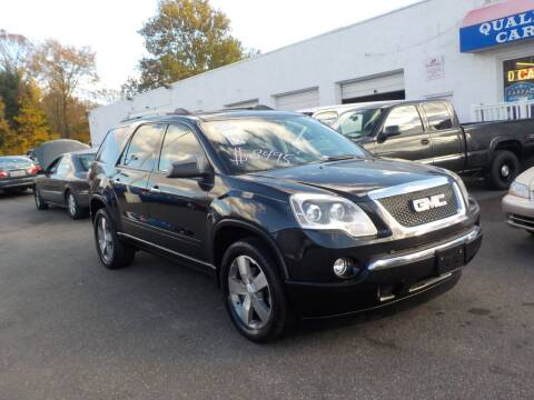 2010 GMC Acadia for sale at United Auto Land in Woodbury NJ