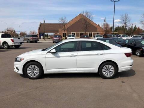 2019 Volkswagen Jetta for sale at ROSSTEN AUTO SALES in Grand Forks ND