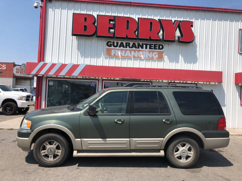 2005 Ford Expedition for sale at Berry's Cherries Auto in Billings MT