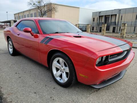 2012 Dodge Challenger for sale at ZNM Motors in Irving TX