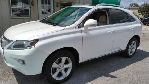2014 Lexus RX 350 for sale at Haigler Motors Inc in Tyler TX