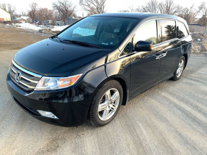 2013 Honda Odyssey for sale at ONG Auto in Farmington MN