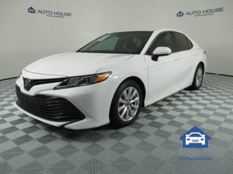 2019 Toyota Camry for sale at Autos by Jeff Tempe in Tempe AZ