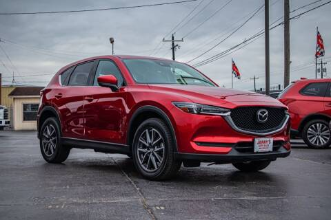 2017 Mazda CX-5 for sale at Jerrys Auto Sales in San Benito TX