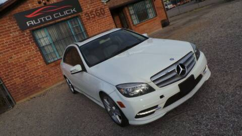 2011 Mercedes-Benz C-Class for sale at Auto Click in Tucson AZ