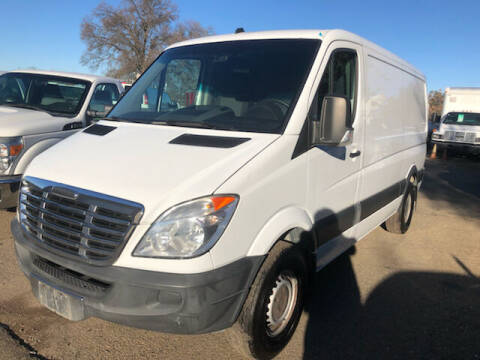 2011 Freightliner Sprinter Cargo for sale at Truck & Van Country in Shingle Springs CA