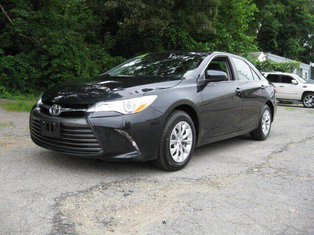2015 Toyota Camry for sale at Jareks Auto Sales in Lowell MA