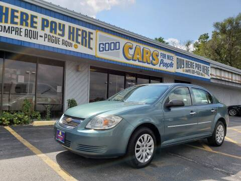 2010 Chevrolet Cobalt for sale at Good Cars 4 Nice People in Omaha NE