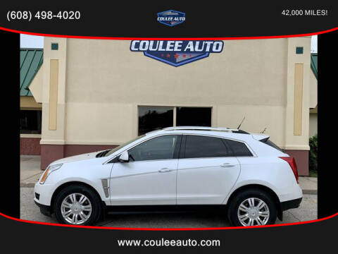 2012 Cadillac SRX for sale at Coulee Auto in La Crosse WI