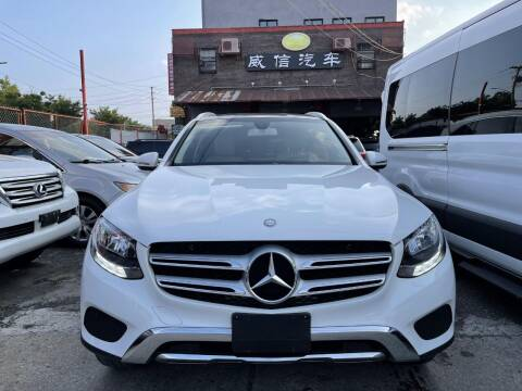 2017 Mercedes-Benz GLC for sale at TJ AUTO in Brooklyn NY