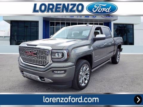 2018 GMC Sierra 1500 for sale at Lorenzo Ford in Homestead FL