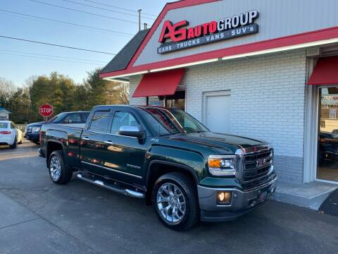 2014 GMC Sierra 1500 for sale at AG AUTOGROUP in Vineland NJ