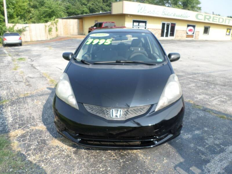 2009 Honda Fit for sale at Credit Cars of NWA in Bentonville AR
