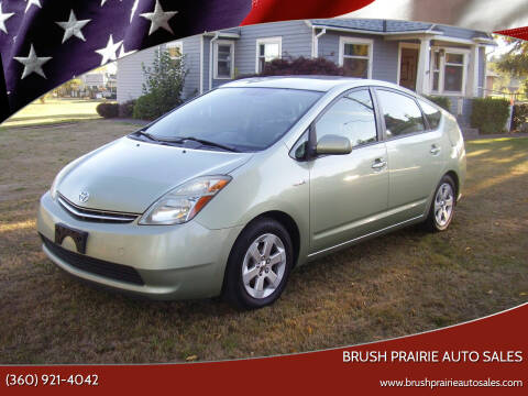 2008 Toyota Prius for sale at Brush Prairie Auto Sales in Battle Ground WA