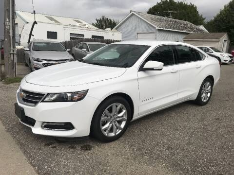 2019 Chevrolet Impala for sale at Valley Auto Sales in Fargo ND