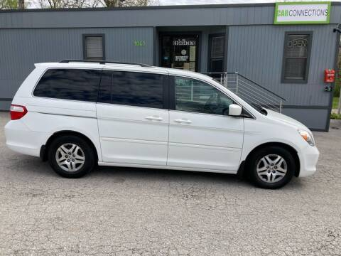 2006 Honda Odyssey for sale at Car Connections in Kansas City MO