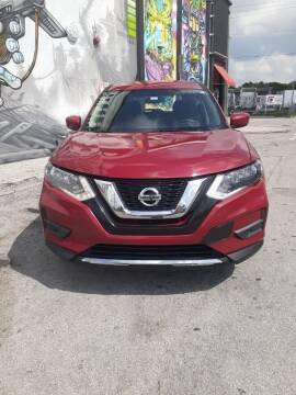 2017 Nissan Rogue for sale at Rosa's Auto Sales in Miami FL