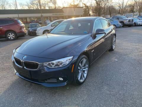 2016 BMW 4 Series for sale at Union Avenue Auto Sales in Hazlet NJ