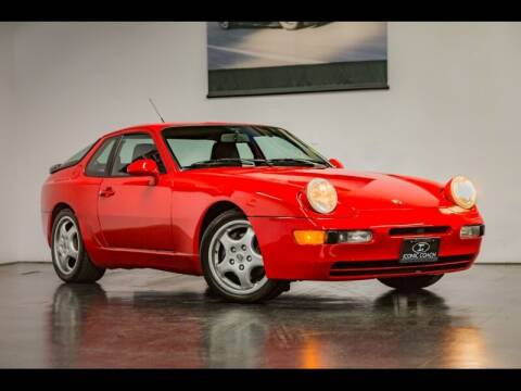 1993 Porsche 968 for sale at Iconic Coach in San Diego CA
