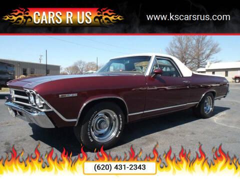 1969 Chevrolet Malibu for sale at Cars R Us in Chanute KS