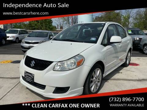 2008 Suzuki SX4 for sale at Independence Auto Sale in Bordentown NJ