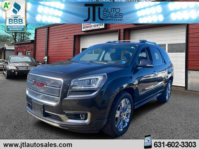 2015 GMC Acadia for sale at JTL Auto Inc in Selden NY