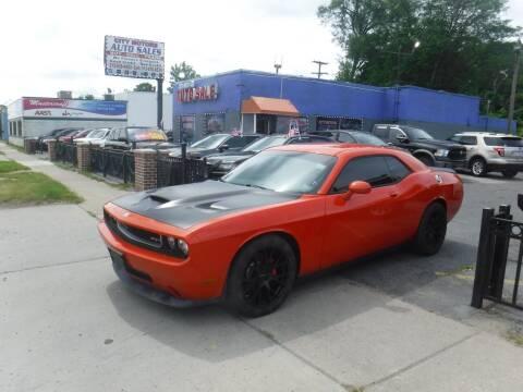 2009 Dodge Challenger for sale at City Motors Auto Sale LLC in Redford MI