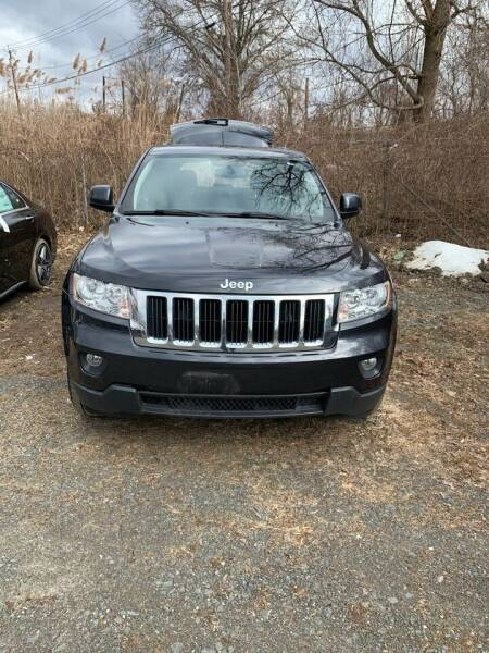 2012 Jeep Grand Cherokee for sale at BEACH AUTO GROUP INC in Fishkill NY