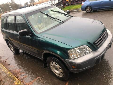 2000 Honda CR-V for sale at Blue Line Auto Group in Portland OR