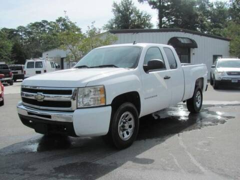 2009 Chevrolet Silverado 1500 for sale at Pure 1 Auto in New Bern NC
