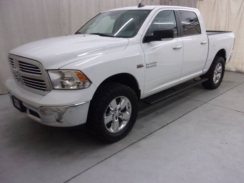 2016 RAM Ram Pickup 1500 for sale at Paquet Auto Sales in Madison OH
