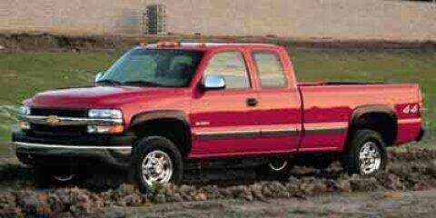 2001 Chevrolet Silverado 2500HD for sale at DON'S CHEVY, BUICK-GMC & CADILLAC in Wauseon OH