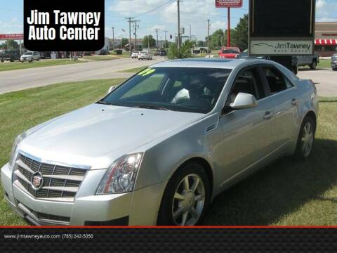 2009 Cadillac CTS for sale at Jim Tawney Auto Center Inc in Ottawa KS